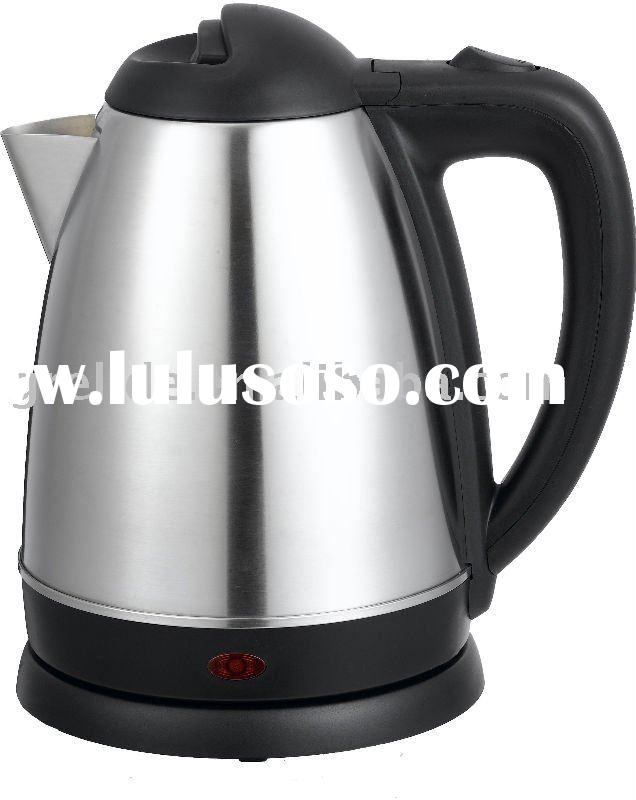 Stainless steel electric cordless kettle 1.8L