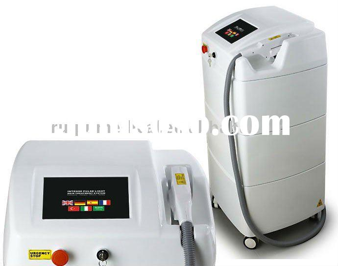 Stand IPL Laser hair Removal Machine