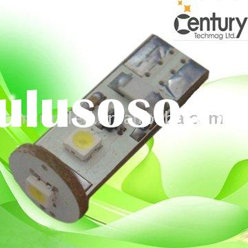 T10 3 SMD canbus 12 volt led auto light