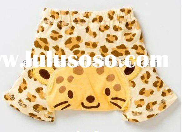 Toddler pants Fruit&Animal nissen baby pants