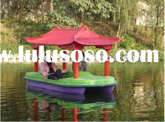 Top Hot selling interesting boats fiberglass