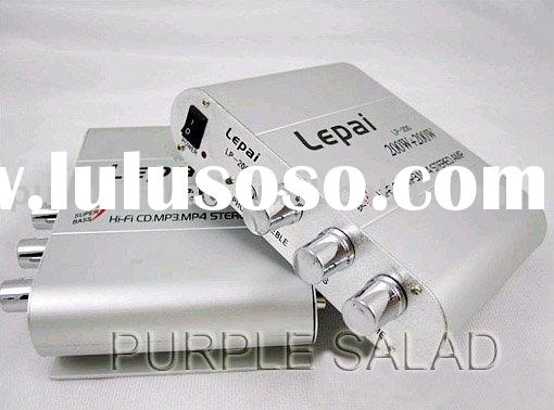 Top Quality Power Amplifier!! LP-200 Car Amplifier For MP3/CD/Computer/Motorcycle Amplifier Kit