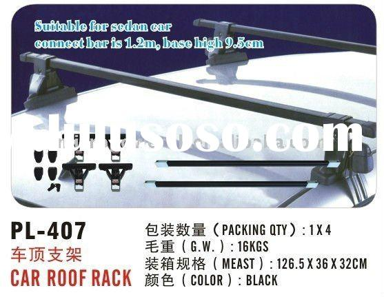 UNIVERSAL CAR ROOF RACK -TOP BAR CARRIER