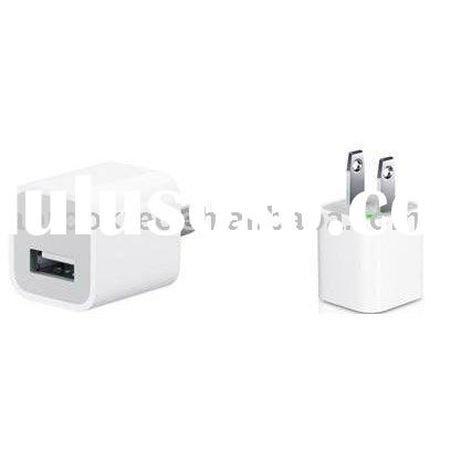 USB charger for Apple IPHONE 3G iPod Photo Classic Mini Nano 2nd Generation touch itouch 3nd video
