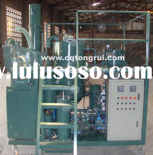 Used Diesel Engine Oil Recycling, Black Oil Refinery, Oil Purifier, Oil Filtration, Oil Recovery mac