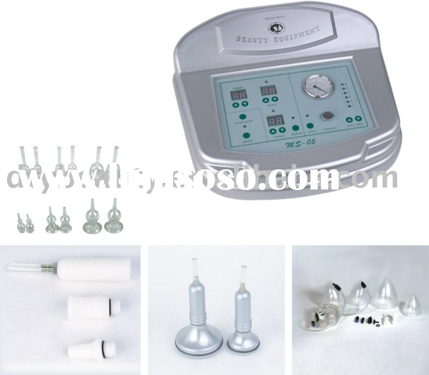 Vacuum Therapy/beauty equipment/lymph drainage/breast massager/slimming