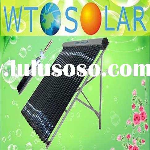 WTO-HHA Heat pipe with vacuum tube solar water heater