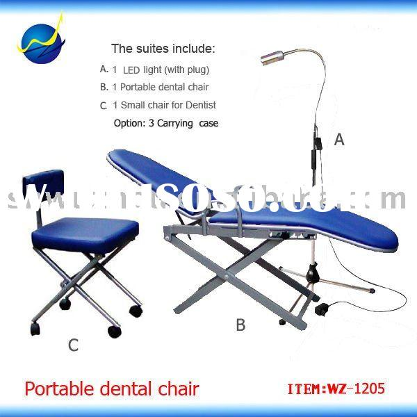 WZ1205 Portable Medical Foldable Dental Supply Light-Weight Patient Chair