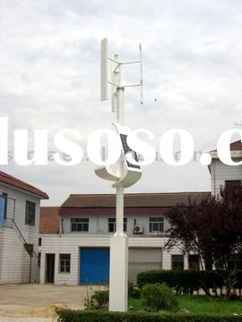 Wind-solar hybrid street light Model WP355HB-01 SAIL (Wind power 300W+solar power 55W)