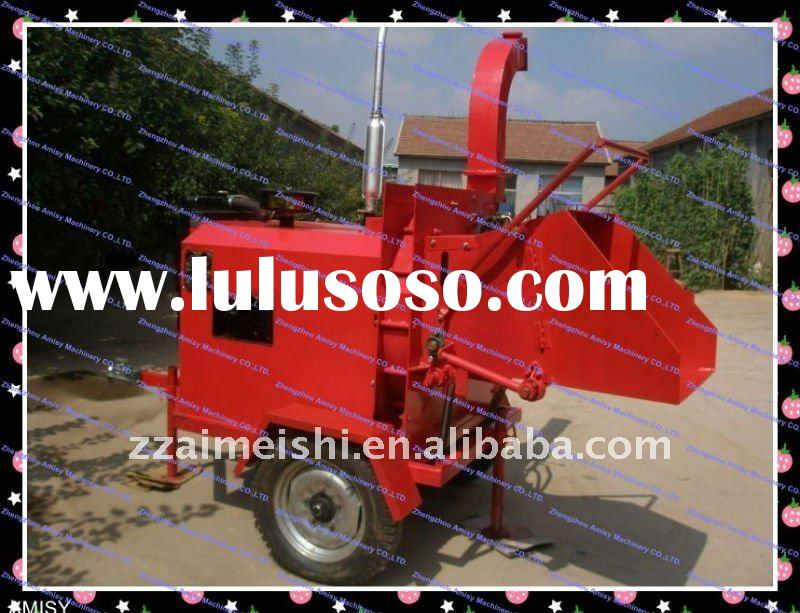 Wood chipper,Wood chipping machine,Diesel engine wood chipper