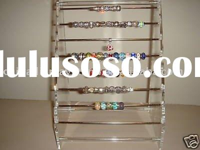 acrylic beads holder, acrylic beads display stand, acrylic organizer, acrylic tray, acrylic display
