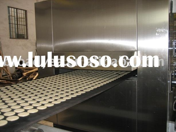 baking oven/Biscuit machine/Biscuit production line