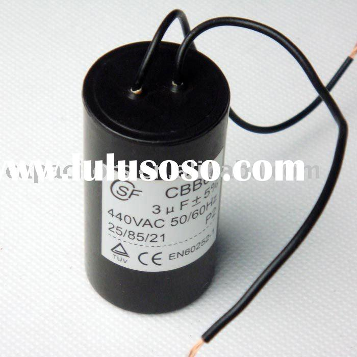 cbb60 air compressor start capacitor