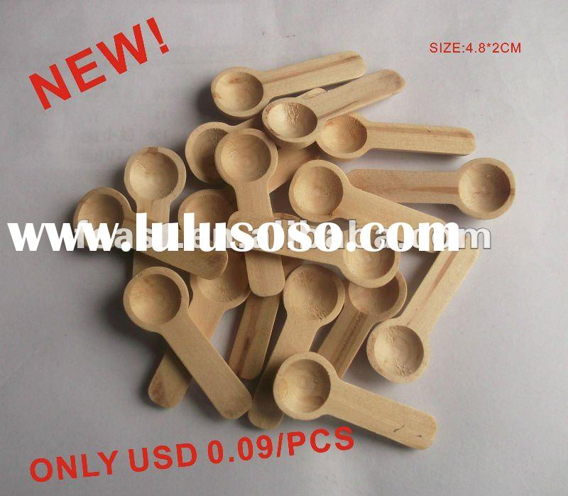 cheap small wooden spoon in bulk
