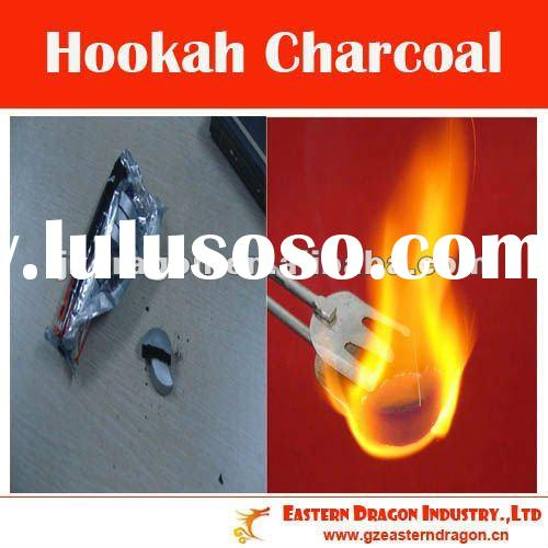 coconut shisha charcoal with pure Coconut shell/no chemical mix
