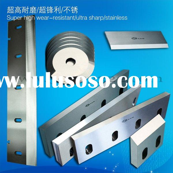 cutter for the rubber machin, cutter for the plastic crusher, cutting blade for the plate