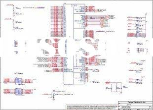 electrical circuit diagram for 6530S laptop main board