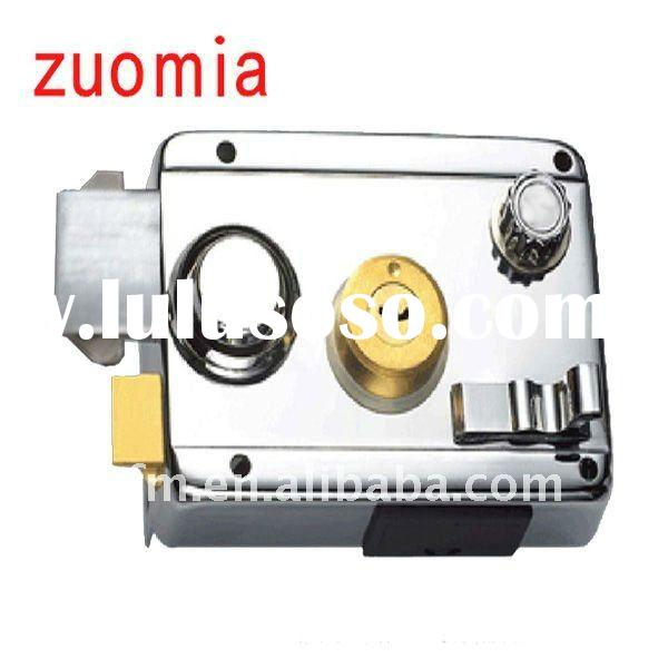 euro profile cylinder lock electric cabinet lock locking hinge