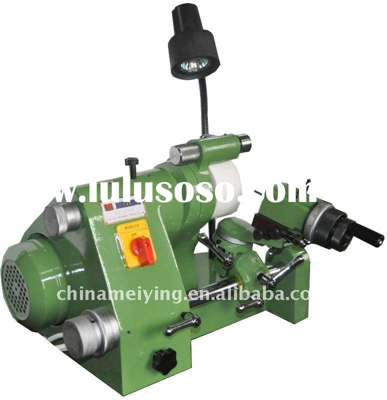 Precision Drill Grinding Machine - Chin