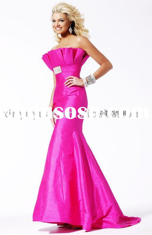 hot sale cheap and discount mermaid style evening dresses SHE-6001