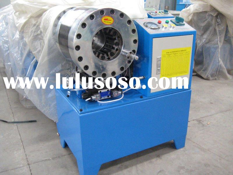 hydraulic hoes crimping machine DX68 /hydraulic hose fitting crimping machine DX68
