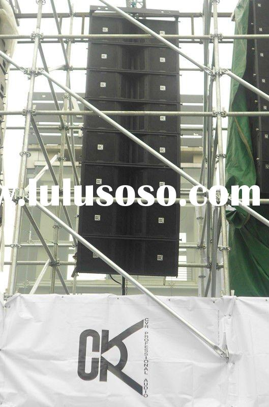 line array speaker sound system speaker box
