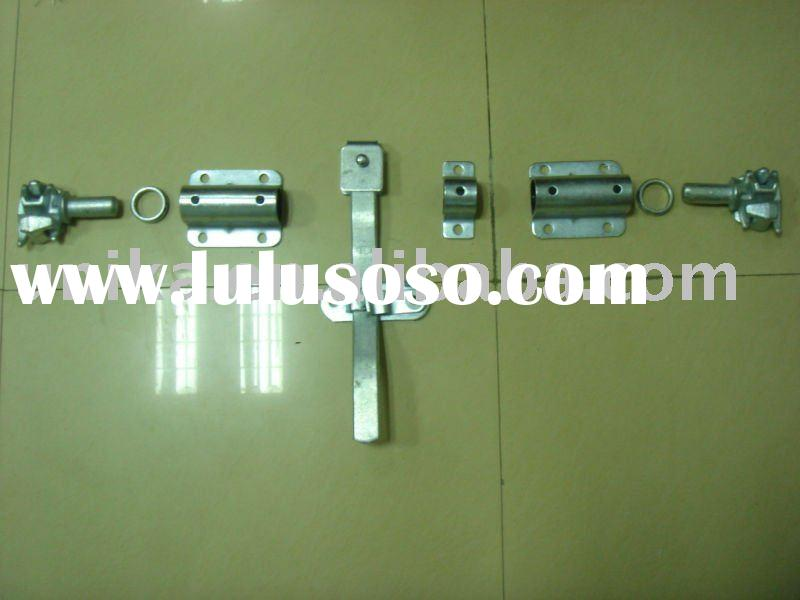 locks gear for container/semi-truck/tailer/truck door lock gear/parts/fittings