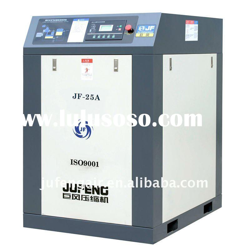 oil-injected Jufeng screw air compressor