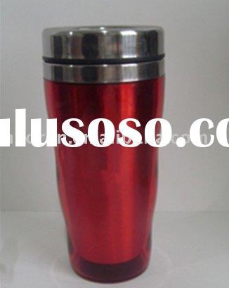 plastic auto promotional mug and cup