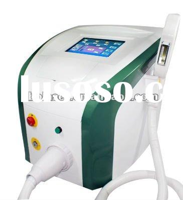 portable IPL RF Laser hair removal machine