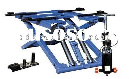 portable car lift/moveable auto lifter/scissor car lifter