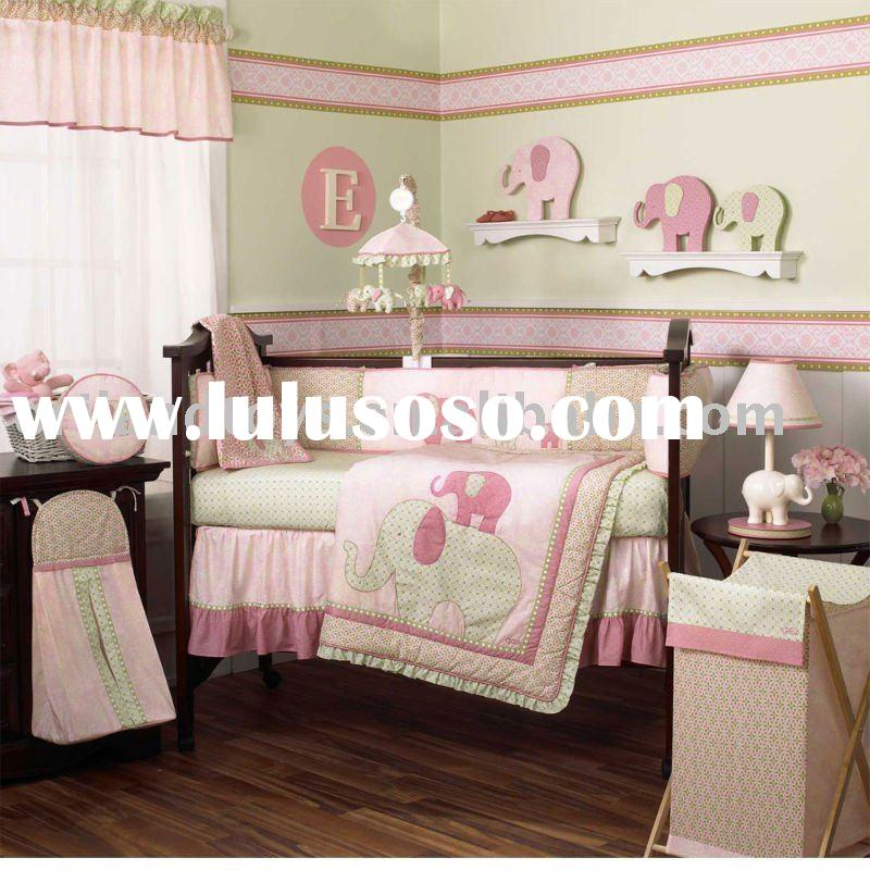 printed bedding sets/cotton bedding sets/cot bedding