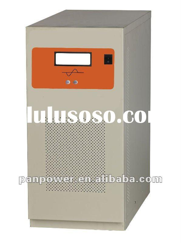 pure sine wave Inverter solar 7kw inverter with 48vdc input and LCD display