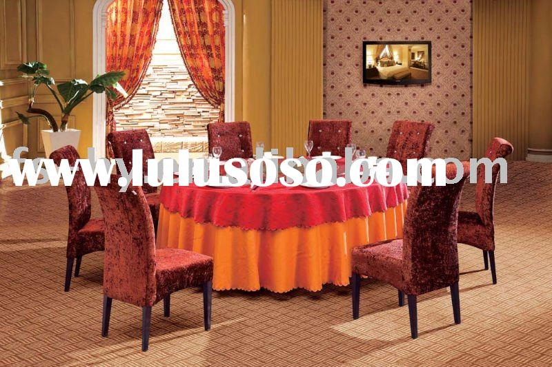restaurant dining tables and chairs HA-833