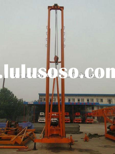 rotary water well drilling rigs for sale(300m)