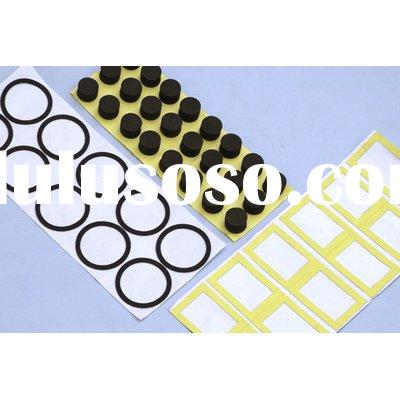 round die cutting double sided adhesive tape