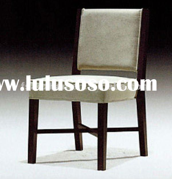 solid wood frame and high quality fabric AZ-0615 hotel chair