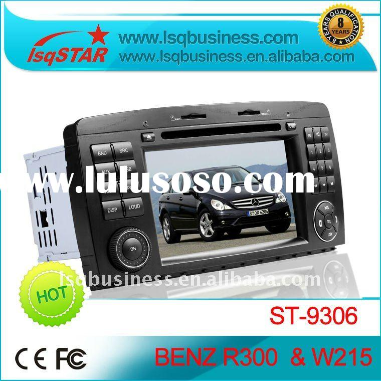special car DVD player for Mercedes Benz R300 with GPS, canbus, steer wheel control, bluetooth...
