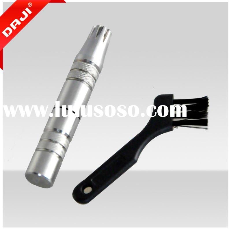 stainless steel and manual nose hair trimmer