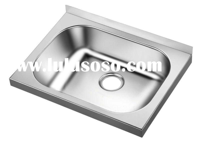 stainless steel wall-mounted sink bowl-commercial sink