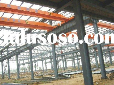 steel buildings prefabricated steel structure Coca-Cola factory metal buildings structural steel 000