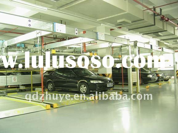 two layer vertical car parking system,auto parking system