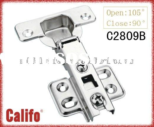 two way cabinet door hinge&concealed hinge&kitchen cabinet hinge C2809