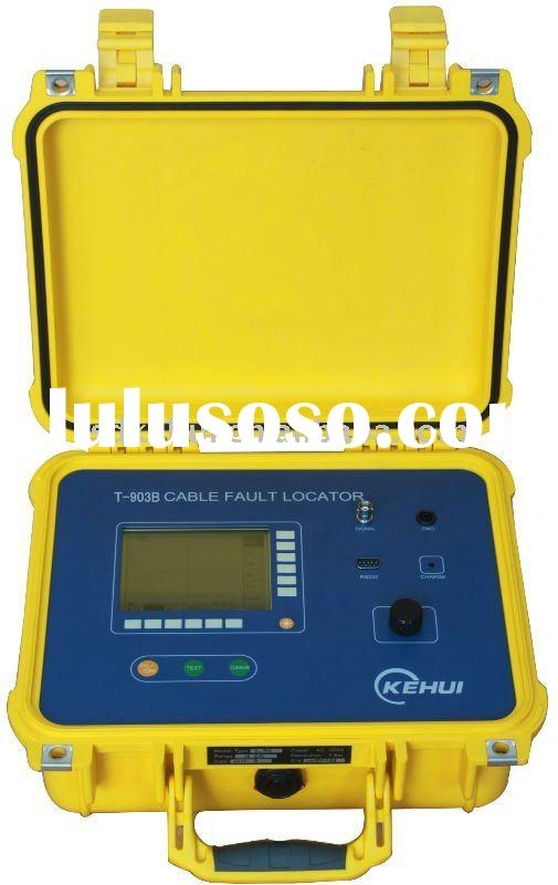 Underground Cable Fault Finder : Cable fault locator manufacturers in