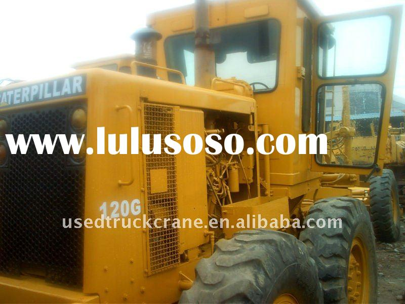 used caterpillar 120G motor Graders