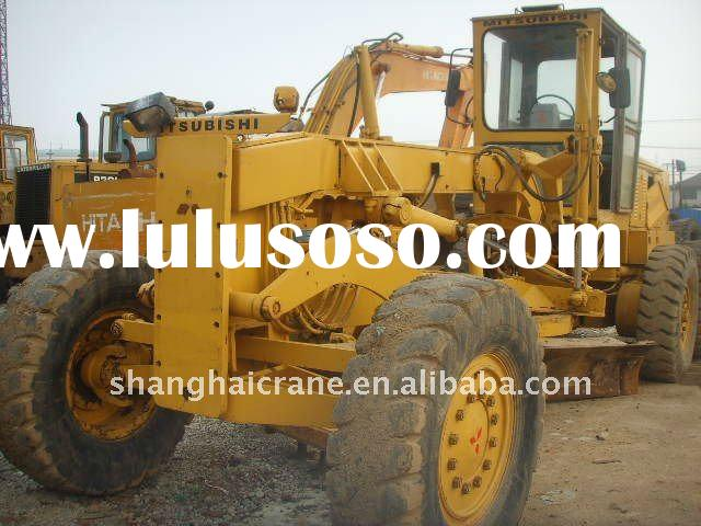 used motor grader made in usa