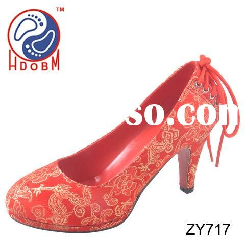 wholesale China cheap bridal shoes