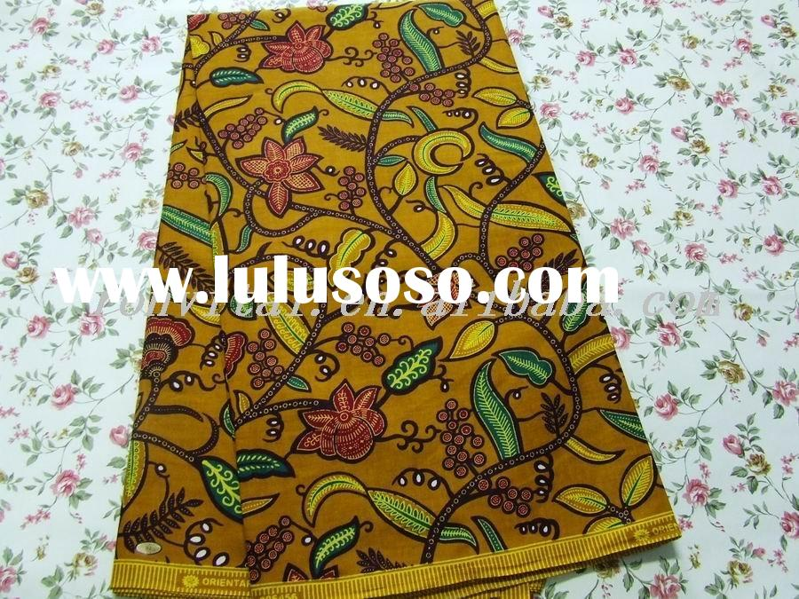 wholesale african real wax prints cotton fabric made in china 023c