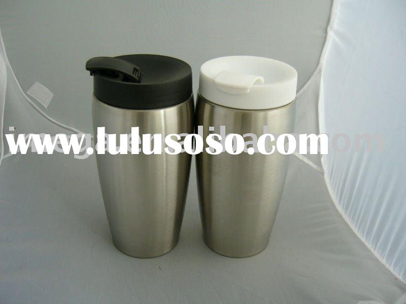16 OZ Double Wall Stainless Steel Vacuum Mug