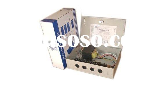 18CH CCTV power supply for dome camera